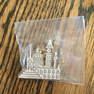 Burberry Limited Edition Broche Pin